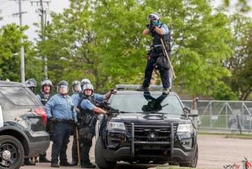 دستور بیسابقه پنتاگون برای آمادهباش پلیس نظامی در اعزام به «مینیاپولیس»