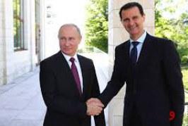 گامهای اخیر پوتین در سوریه برای نقش بر آب کردن توطئههای آمریکا
