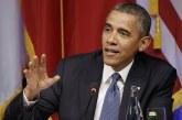 اوباما خشونت پلیس آمریکا علیه معترضان را محکوم کرد