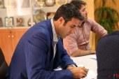 بهنام محمودی: والیبال دچار وقفه شده است/ برای انتخاب سرمربی فعلا صبر میکنیم
