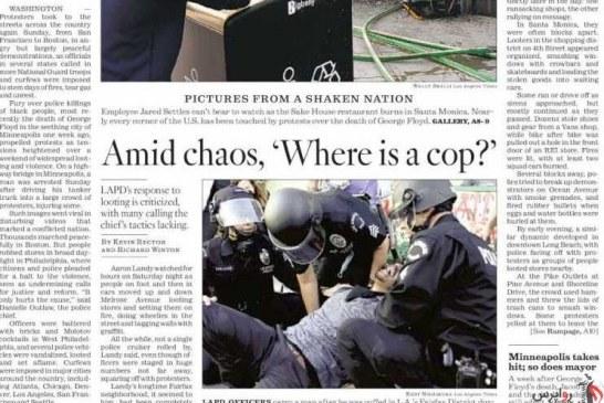 LOS ANGELES TIMES USA
