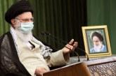 رهبر معظم انقلاب اسلامی : مجادلات مردم را ناراحت میکند همه باید مقابل دشمن یک صدا باشیم