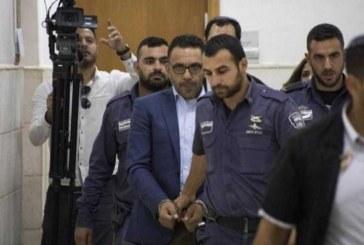نیروهای رژیم صهیونیستی شهردار قدس را دستگیر کردند