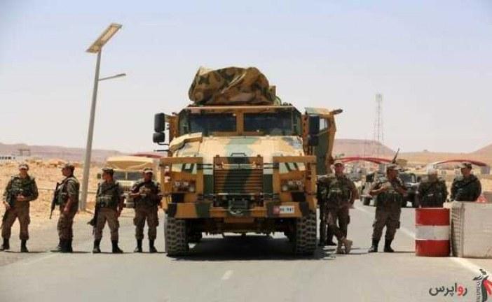 ارتش تونس نیروهایش را در مرز با لیبی تقویت کرد