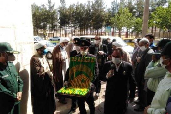 """"""" وقف – نذر """" رسانه رضوی علیه آلاف التحیه و الثناء ( رواپرس ) / گروه های جهادی کفن و دفن در تکاب تقدیر شدند"""