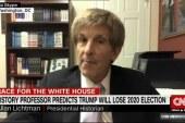 مورخ آمریکایی: مداخله خارجی میتواند انتخابات را به نفع ترامپ رقم بزند