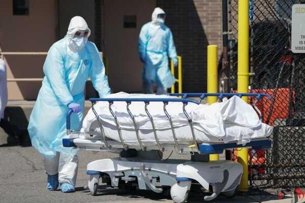 شمار قربانیان کرونا در جهان از مرز ۸۰۰ هزار نفر گذشت