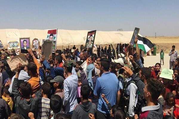 قبایل سوری علیه اشغالگران آمریکایی متحد میشوند