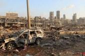پیام تسلیت شمخانی در پی انفجار بیروت
