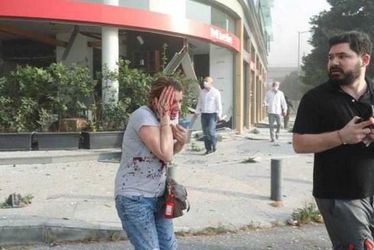 « بیروتشیما ( بیروت – هیروشیما ) » / تمام سناریوهای سیاسی یک انفجار