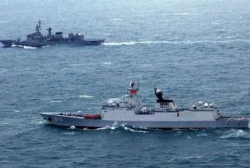 آغاز رزمایش نظامی ارتش چین در نزدیکی تنگه تایوان