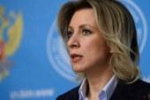 روسیه: آمریکا مانع حل سیاسی بحران سوریه است