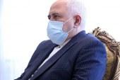 ظریف: با چین بر تقویت روابط دوجانبه از جمله طرح ۲۵ ساله توافق کردیم