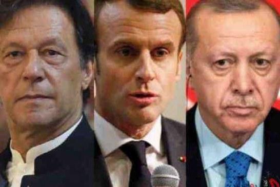 رأی الیوم: اظهارات اسلام ستیزانه مکرون، مسلمانان را متحد کرد