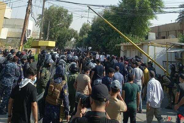 خشم عراقیها از اظهارات هوشیار زیباری علیه حشد شعبی
