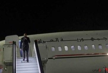 نخست وزیر عراق وارد سومین ایستگاه اروپایی شد