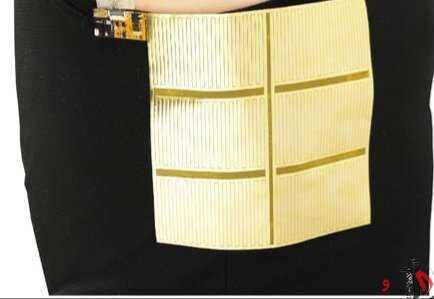 حسگرهای پوشیدنی که با حرکات بدن کاربر شارژ میشوند
