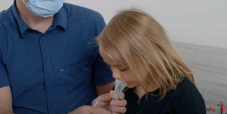 آزمایش «غرغره نمکی » برای تشخیص کرونا عملیاتی شد