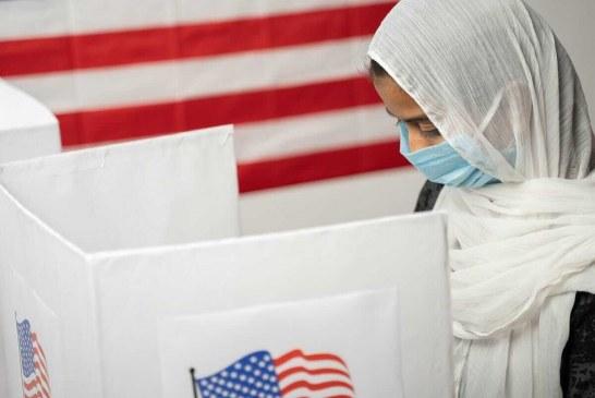 ۶۹درصد مسلمانان آمریکا به بایدن رای داده اند