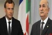 واکنش تند اپوزیسیون الجزایر به اظهارات اخیر ماکرون
