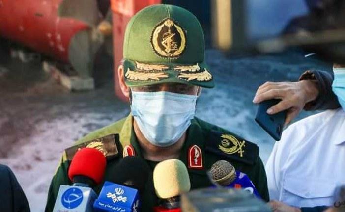 سردار محمد: رونمایی از کشتی اقیانوسپیمای ایرانی برای «گودبای پارتی» ترامپ قمارباز بود