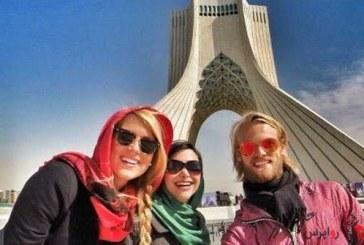 یلدای ایرانی با توریستهای خارجی