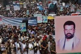 تظاهرات گسترده در شهر «صعده» در حمایت از انصارالله یمن