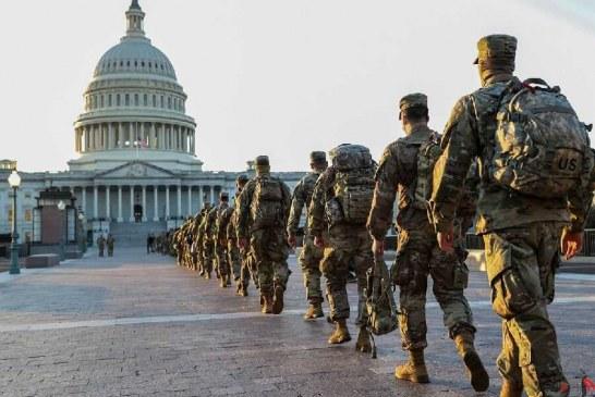 ترس از شورش نگهبانان؛ سوابق گارد ملی مستقر در واشنگتن بررسی میشود