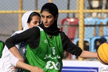برتری گرگان و نامی نو در دیدار معوقه لیگ بسکتبال زنان