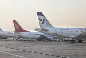 هواپیماهای ایرانی بیشترین زیان را دیدهاند