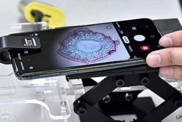 تبدیل گوشیهای هوشمند قدیمی به میکروسکوپ برای دانشآموزان تایلندی