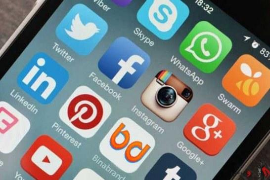 میزان استفاده مردم از شبکههای اجتماعی/ واتساپ، محبوبترین برنامه
