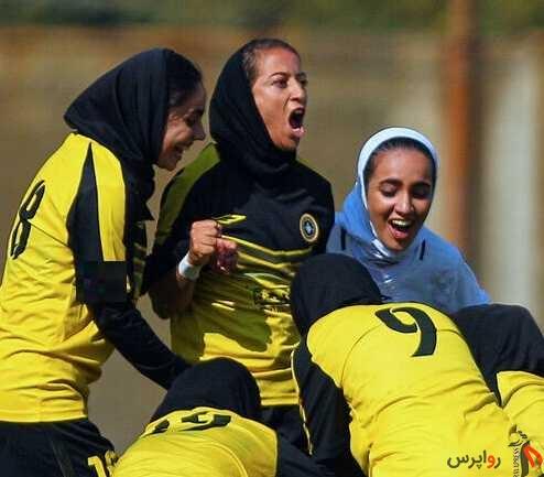 لیگ برتر فوتبال زنان؛ دیدار سپاهان و کردستان برنده نداشت