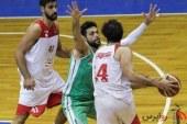 مهرام در یک قدمی نیمهنهایی لیگ بسکتبال
