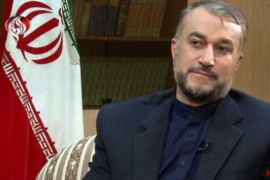 امیرعبدالهیان: بدون جانفشانی سردار سلیمانی پاپ فرانسیس نمیتوانست با امنیت وارد عراق شود