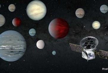 """ناسا فاش کرد ؛ تلسکوپ فضایی """"تس"""" از هدف خود پیشی گرفت"""