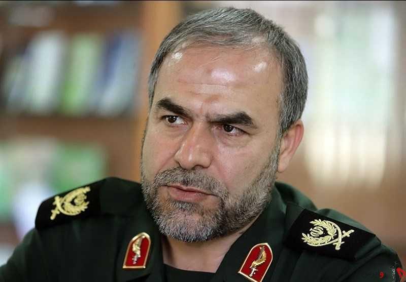 سردار جوانی: سعید محمد به دلیل تخلف، از فرماندهی قرارگاه خاتم منفک شد