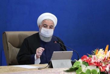 رییس جمهور چهار اولویت دولت در چهار ماه آینده را تشریح کرد / مراسم مذهبی ماه رمضان در مناطق زرد و آبی برگزار می شود