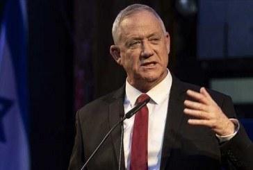 گانتس: نتانیاهو اسرائیل را به سمت جنگ داخلی میبرد