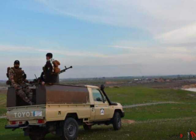 توطئه داعش برای ترور اعضای حشد شعبی در کرکوک خنثی شد