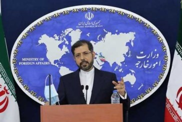 خطیبزاده: تسلیم یادداشت اعتراض به سفارت عراق/محکومیت تعرض به اماکن دیپلماتیک ایران