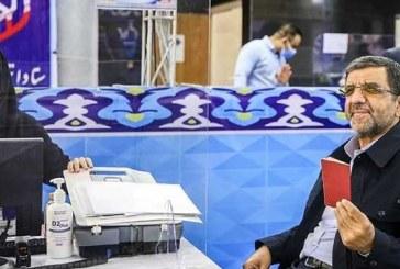ضرغامی برای ثبتنام در انتخابات ریاست جمهوری وارد وزارت کشور شد