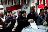 مشارکت بالای سوریهای مقیم خارج در انتخابات با وجود کارشکنیها