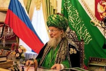 مفتی اعظم روسیه : روز قدس صفوف جهان اسلام را برای آزادی فلسطین انسجام می بخشد