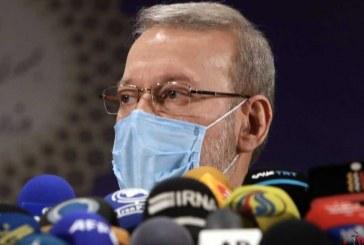 لاریجانی : مسئله امروز ایران با اقدامات نمایشی و پوپولیستی قابل حل نیست