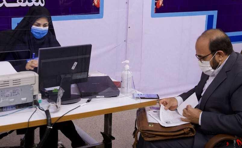 اولین روز ثبتنام داوطلبان ریاستجمهوری در خیابان فاطمی/ حسین دهقان و سعید محمّد ثبت نام نمودند