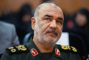 فرمانده کل سپاه: دشمن را با شکست های خفت بار روانه گورستان تاریخ می کنیم