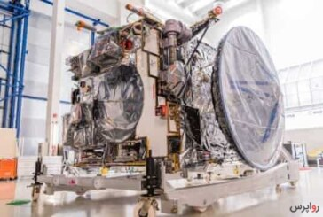 """کاوشگر """"اقمار یخی مشتری"""" در شبیهساز فضا قرار میگیرد"""