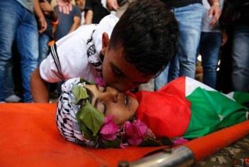 2 فلسطینی به ضرب گلوله صهیونیستها به شهادت رسیدند