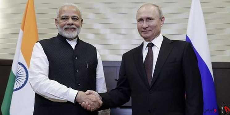 عزم هند و روسیه برای اجرای توافق اس-۴۰۰ به رغم فشارهای آمریکا